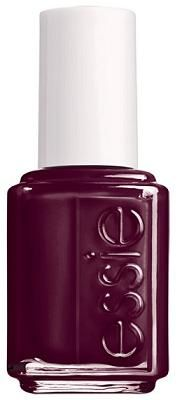 Essie Carry On - perfect fall shade. Finally found the perfect plum color!
