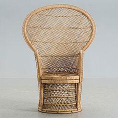 KORGFÅTÖLJ, 1900-tal. Wicker Chairs, Wicker Furniture, Rattan, Crystal Aesthetic, Peacock Chair, Himalayan Salt Lamp, Meditation Space, Ancient Civilizations, Victorian Era