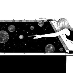 Henn Kim — | Big Bang | by Henn Kim Go Get Art Print