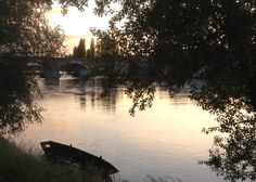 Ride along the Loing River in the #Loire Valley with VBT. #France