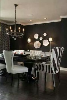 Dinning room colors idea