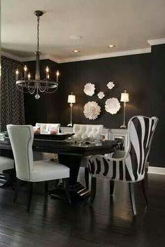 Dinning room colors idea