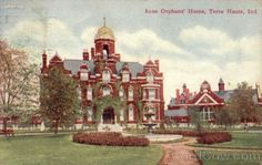 Rose Orphans' Home, Terre Haute, Indiana