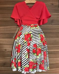 Fashion Tips 101 Bangal .Fashion Tips 101 Bangal Cute Skirt Outfits, Modest Outfits, Chic Outfits, Cute Dresses, Dress Outfits, Latest African Fashion Dresses, African Dresses For Women, Teen Fashion Outfits, Modest Fashion