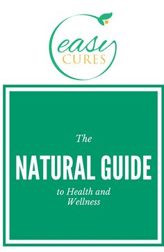 Here is a simple guide on what natural products to use, and how to use them to boost your health and wellness.