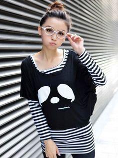 Cute Panda Shirt ♥