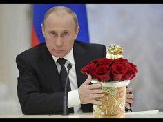 Марина с Днем Рождения от Путина - YouTube