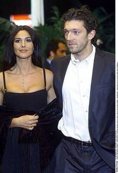 VK is the largest European social network with more than 100 million active users. Vincent Cassel, Monica Bellucci, Outfits, Suits, Kleding, Outfit, Outfit Posts, Clothes