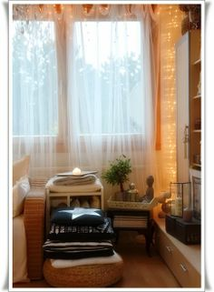 Wohnzimmer Curtains, Home Decor, Living Room, Homes, House, Insulated Curtains, Homemade Home Decor, Blinds, Draping