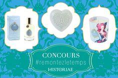 un coffret de parfum Historiae Bouquet du Trianon à gagner chez Mon Vanity Idéal !  http://www.monvanityideal.com/articles/bon-plan-beaute/gagnez-un-coffret-de-parfum-historiae.html