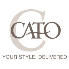 At Cato, you'll find the latest fashion styles for any occasion – work or play, dressy or casual in junior/misses and plus sizes.
