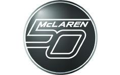 McLaren is going to celebrate their anniversary on September this year. The original name of the company is Bruce McLaren Motor Racin Mclaren Mercedes, Mclaren F1, F1 News, Auto News, Aston Martin, Graphic Design Typography, Logo Design, Graphic Art, Bruce Mclaren