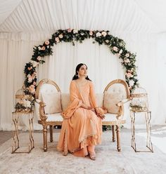 Easy & Budget-Friendly DIY Decor Ideas For Home Mehndi Function Mehendi Decor Ideas, Mehndi Decor, Marigold Wedding, Mehndi Function, Painted Trunk, Easy Budget, Pretty Photos, Diy Wedding Decorations, Bridesmaid Dresses