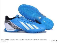 watch b5f23 93a10 adidas f50 adizero TRX TF Bleu Blanc FT9147 Men s Football, Football Shoes,  Football Cleats