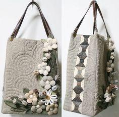 貝田明美材料包(含手把)_貝田明美的手提袋材料包 T系列_貝田明美的材料包_名師特區_麻雀屋手藝工坊 | 小蜜蜂手藝世界 | 就是拼布精品