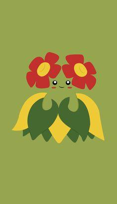 Pokemon Wallpaper Bellossom