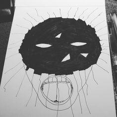 Scream #sketch #sketchdrawing #sketching #drawing #illustration