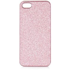 Glitter iPhone 5 protective case with full access to all connectivity ports. 100% Hard plastic. Wipe clean with a dry cloth.