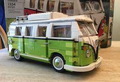 Ontmoet Daniel Joanisse en zijn Geweldige LEGO® Volkswagen Campers - ToyPro.com