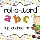 Thanks for checking out my Roll-a-Word Freebie!  This makes a great center activity!    You can use the included cube templates to make your own le...