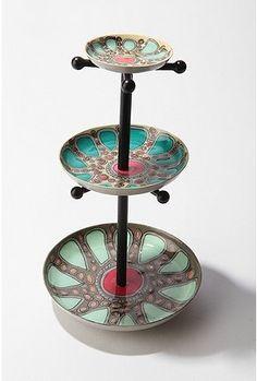 kaleidoscope jewelry stand