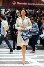 On the Street….Tonal Trenching, NYC - The Timeless Trench