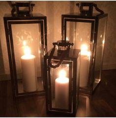 floor lanterns