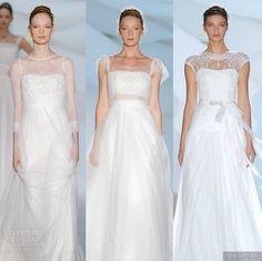 Editor's top picks Jesús Peiró 2015 edding Dresses Perfume Bridal Collection #weddingdresses #wedding #editorspicks