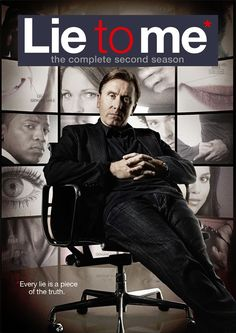 Lie to Me (2009 - 2011) TV Series - Tim Roth, Kelli Williams, Brendan Hines