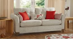 Floresta 3 Seater Standard Back