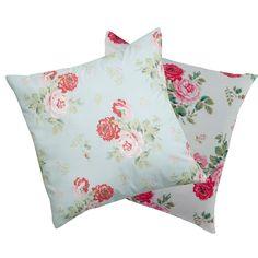 Cath Kidston Antique Rose Bouquet Cushion