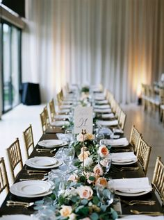 Romantic indoor tablescape: http://www.stylemepretty.com/vault/gallery/39441 | Photography: Cassidy Carson - http://www.cassidycarsonphotography.com/