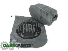 12-16 FIAT 500 COUPE & CONVERTABLE CAR COVER W/ SCORPION LOGO NEW MOPAR GENUINE #MOPARFIAT