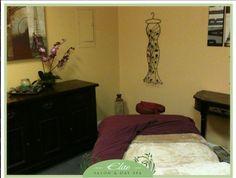 Elite Salon & Day Spa European Room for Treatments & Couples
