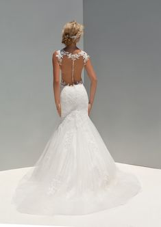 Cassia - Donna Salado - Available at The White Wedding House bridal boutique. www.whiteweddinghouse.com
