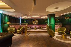 Dandelyan | 5 Restaurants In London For The Design Lover During Decorex | Restaurant Interior. Restaurant Interiors. #restaurantinterior #restaurantdesign #decorex Read more: https://www.brabbu.com/en/inspiration-and-ideas/world-travel/restaurants-london-design-lover-decorex