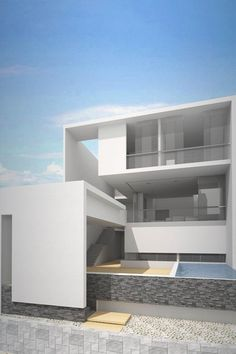Casas de Playa en Asia - Peru - Arquitectura peruana - arquitectum