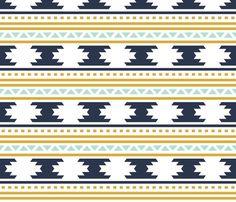 ros rosa aztekische karos design von littlearrowdesign auf dein design auf. Black Bedroom Furniture Sets. Home Design Ideas