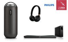 Das geht auf die Ohren! Gewinnt ein Philips Soundsystempaket on http://www.drlima.net