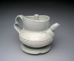 Teapot by JohnOles, via Flickr