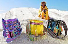 Chila Bags: de la tribu Wayuu a la calle