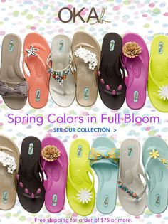 f5682ae7cb9d0 love these spa flip-flops from oka b. I have not used these personally but  I am interested in getting a pair this summer.