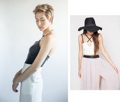 Chanté Gossett feature on Made in the Middle Backless, Middle, Dresses, Fashion, Vestidos, Moda, Fashion Styles, Dress, Fashion Illustrations