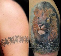 15 Cover Up Tattoos _ nice work (IMO)