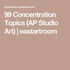 Artist's Websites – The Good, The Bad and The Ugly Ap Art Concentration, Visual Art Lessons, Ap Drawing, High School Art Projects, Art Assignments, Ap Studio Art, Art Curriculum, Learn Art, Elements Of Art