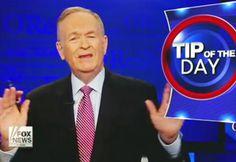 Bill O'Reilly Mad Over Marijuana Poll
