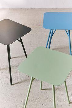 Slide View: 6: Keo Metal Side Table