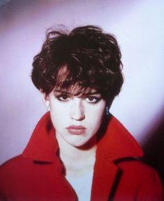 Molly Ringwald, ca. early 80′s