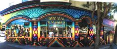 My Uncles' Awesome Tie Dye Store In San Fran