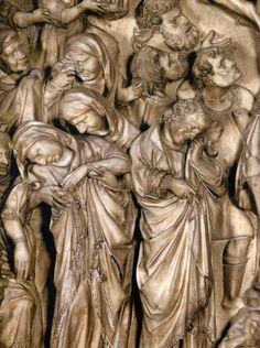 Nicola Pisano -  pulpit  -  also called Niccolò Pisano, Nicola de Apulia or Nicola Pisanus; c. 1220/1225 – c. 1284